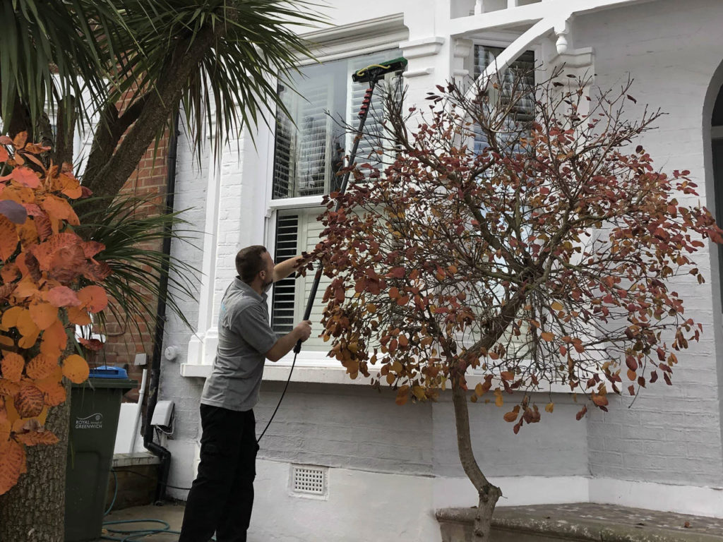Window Cleaning South London & Kent